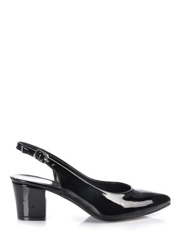 Vizon Ayakkabı Ayakkabı Siyah